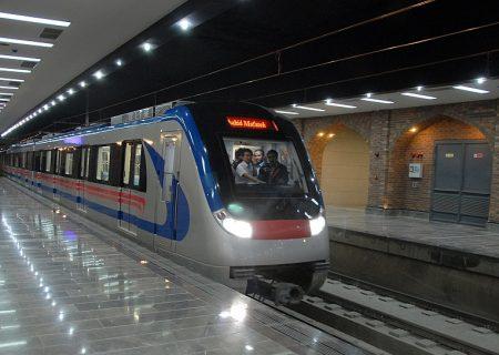 رکود حفاری در پروژه متروی اصفهان شکسته شد