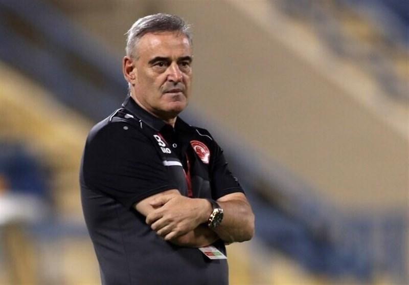بوناچیچ مربی اهل کروات هدایت تیم فوتبال ذوبآهن را عهده دار شد